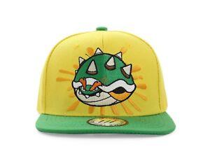 True-Heads-Bowser-Super-Mario-Bros-Snapback-Baseball-Cap