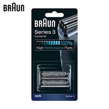 Now! Braun Series 3 Cassette 32S foil and cutter integrated cassette/smart foil