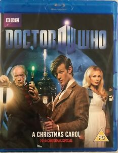 Dr Who A Christmas Carol.Details About Doctor Who A Christmas Carol Blu Ray Bbc Matt Smith