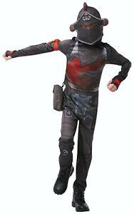 fortnite schwarzer ritter / black knight kostüm kinder 152 10-12 jahre   ebay