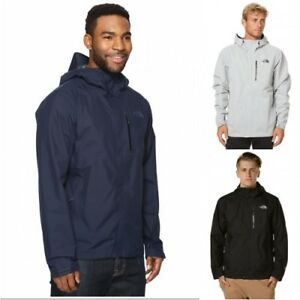 NWT-THE-NORTH-FACE-Men-039-s-Hooded-Dryzzle-Rain-Jacket-w-GORE-TEX-NEW-many-colors