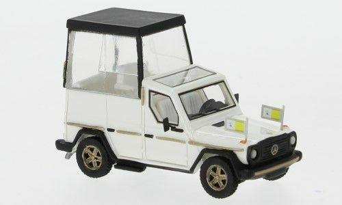 BoS 1:87 Mercedes 230 G Papamobil 87675