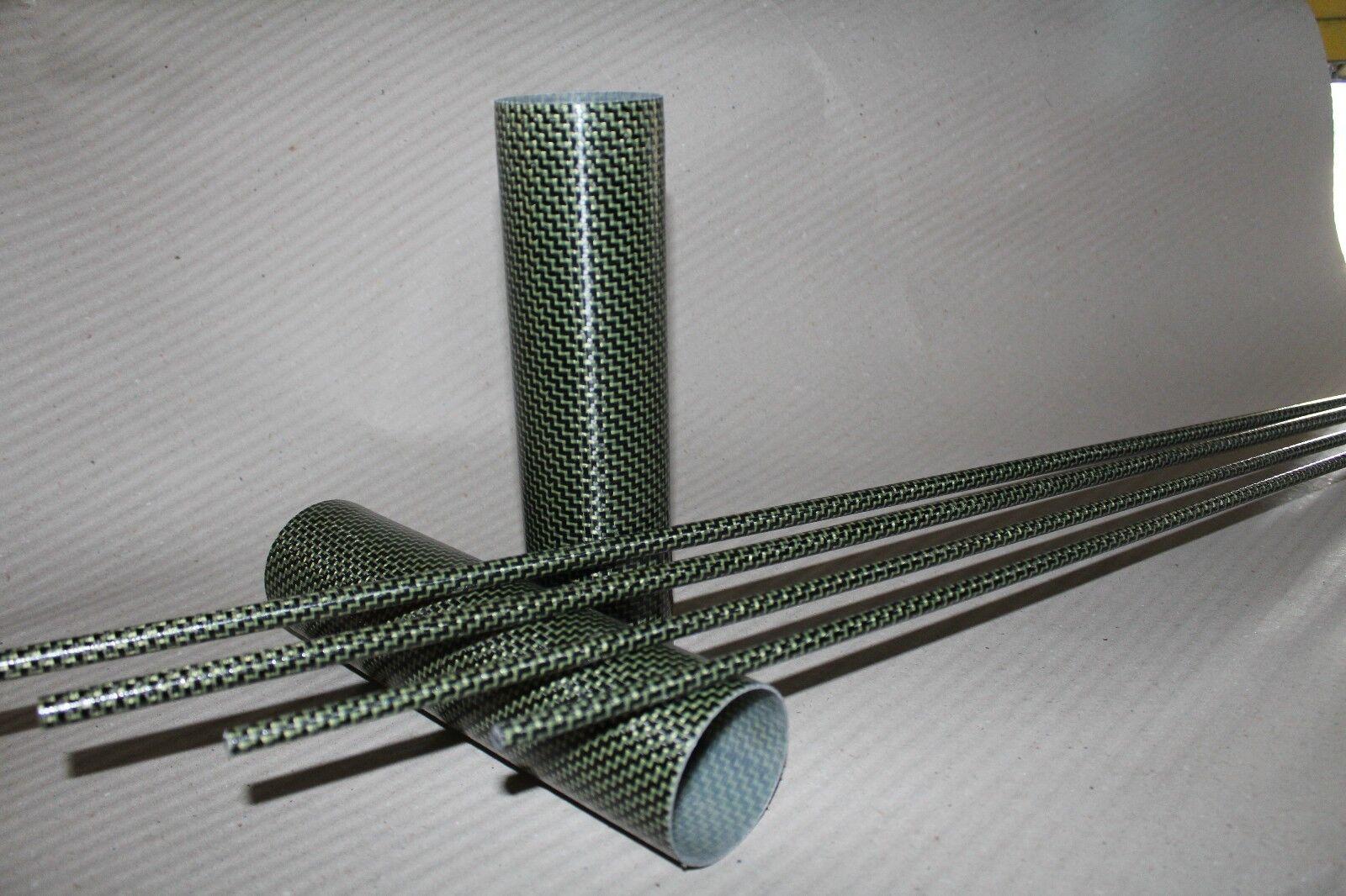 Tubi in in in fibra di Carbonio Kevlar 3k 015 da est 8 int 6 a est 34 int 32 8f7995