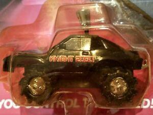 MOC Unpunched New Old Stock 1983 LJN Rough Riders Stomper KITT Knight Rider