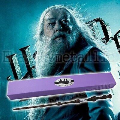 "Harry Potter Dumbledore 39cm/15.6"" Resin Replica Magical Wand Cosplay NIB"