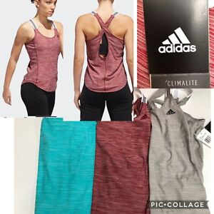Ladies ADIDAS Sports Exercise Tops For