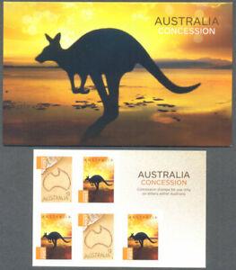 Objectif Australie-concession Min Feuille Et Pack Neuf Sans Charnière-ession Min Sheet And Pack Mnhfr-fr Afficher Le Titre D'origine