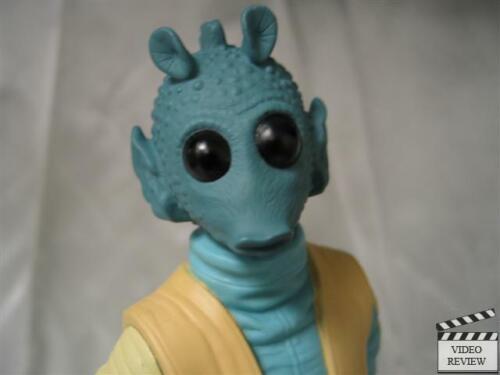 10 in environ 25.40 cm Action Figure Star Wars; Applause Greedo vinyle poupée