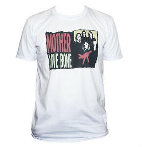 Details about MOTHER LOVE BONE T Shirt Alternative Metal Grunge Soundgarden  Graphic Band Tee