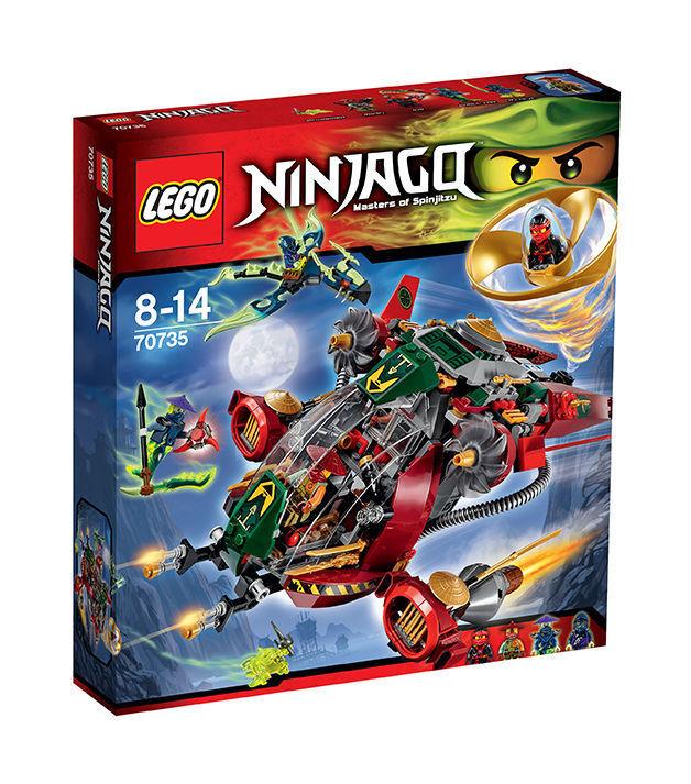 LEGO ® 70735 NINJAGO™ Ronin R.E.X. Neu OVP New