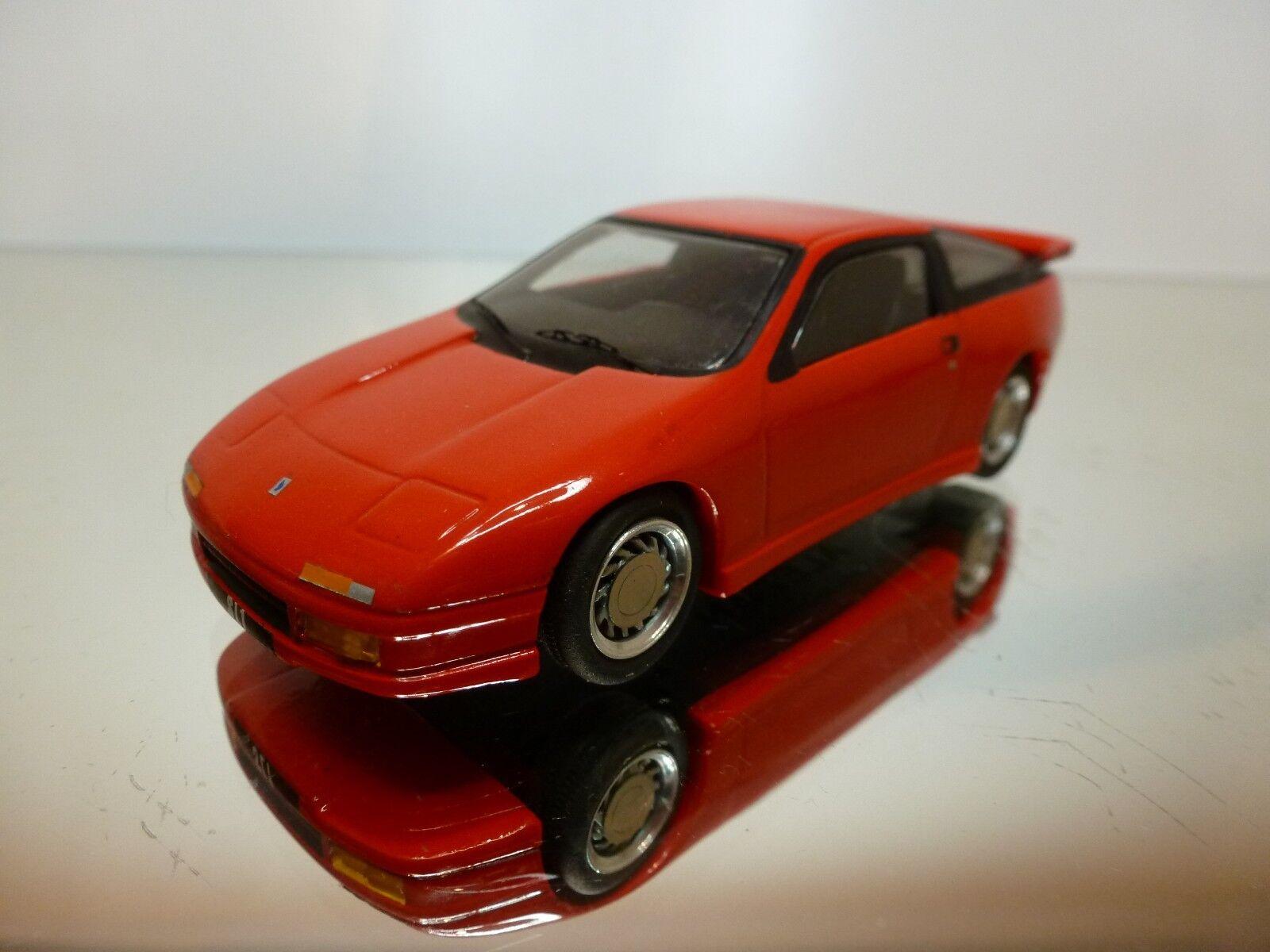 ALEZAN GMF SL1 V6 RENAULT 1986 - rosso 1 43 - EXCELLENT CONDITION - 15