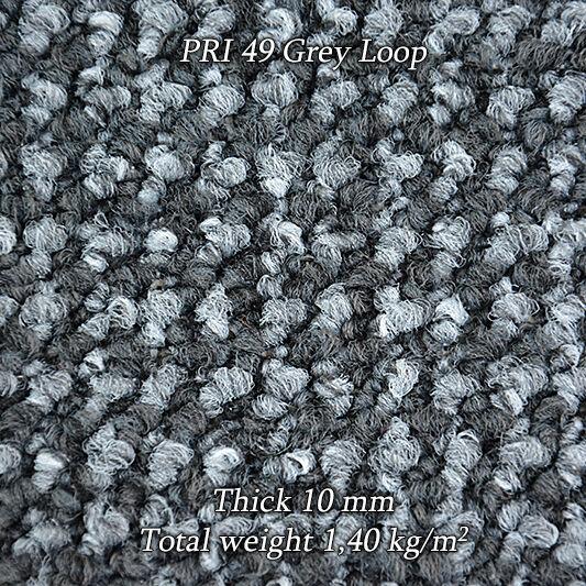 Large Large Large 3 M, bon marché gris tapis, boucle, Shaggy, Twist & SAXE Pile Tapis feltback   De Faire Le Meilleur Emploi De Matériaux Et Spécial Offre  6cc51d