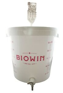 30L-FERMENTATION-BUCKET-FOR-HOME-BREWING-wine-beer-cider-amp-ACCESSORIES-amp-SPARES