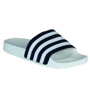 Ciabatte Adilette Freizeitsandalen Adidas Bianco Da Cg6436 blu Spiaggia wf5H16q