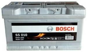 BOSCH-S5-010-TYPE-110-115-Car-Battery-12V-85AH-800A-VW-AUDI-BMW-VOLVO-FORD