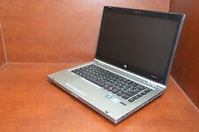 "Lot of 5 - HP EliteBook 8470p Core i5-3340M 2.7GHz 6GB 500GB 14"" Laptops D3U49AW"