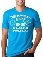 Pharmacist T-shirt Funny Legal Drug Dealer Tee Shirt Medicine Md Tee Pharmacist