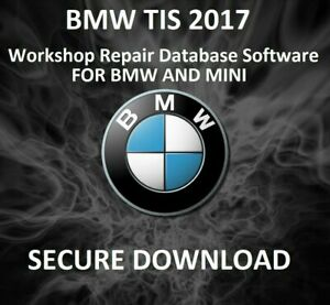 BMW-MINI-COOPER-Workshop-Manual-Ultimate-Collection-Up-to-2017-BMW-ISTA