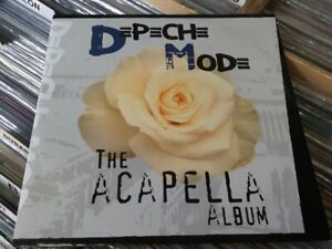 LP-33-PROMO-Depeche-Mode-The-Acapella-Album-Rhythmatic-Groove-Rec-DMACCLP-USA