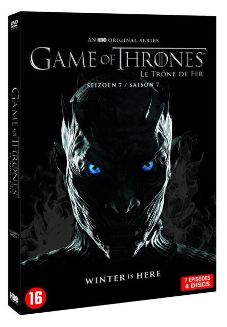 Game of Thrones  Staffel 7 DVD Deutscher Ton NEU OVP