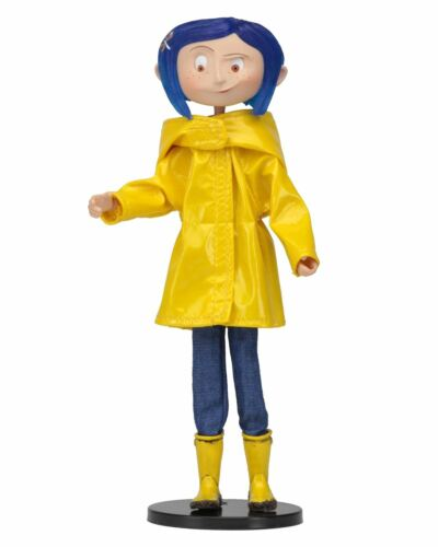 Coraline - Bendy Fashion Doll - Rain Coat - NECA