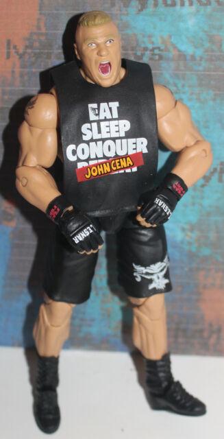 WWE Brock Lesnar Mattel Elite Action Figure Wrestling Series 37