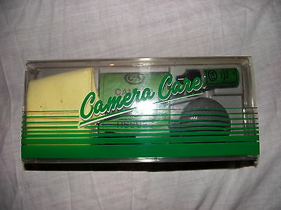 Trend Mark Vintage C&a Camera Care Kit New & Boxed
