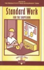 The Shopfloor: Standard Work for the Shopfloor (2002, Paperback)