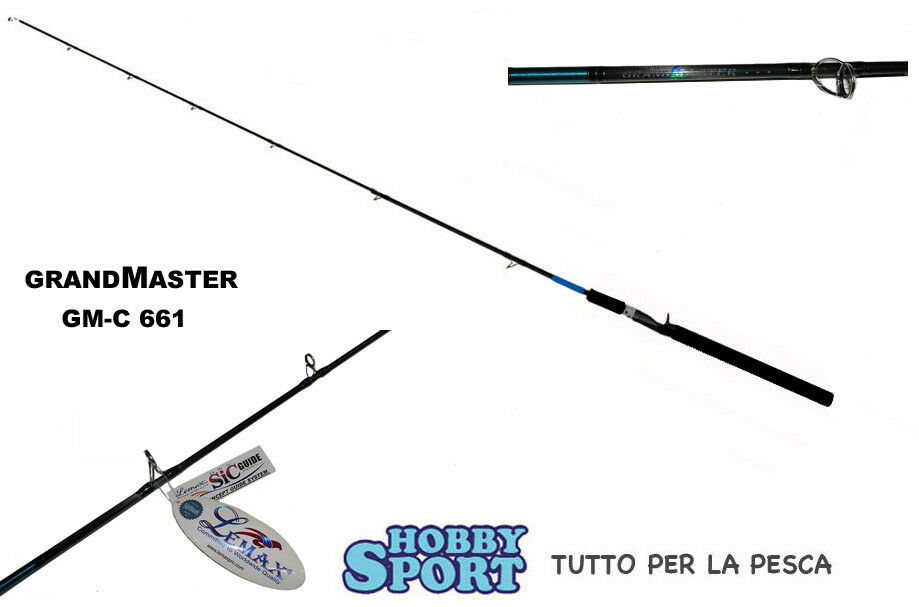 CANNA LEMAX GRe MASTER GMC 661 verdeICAL JIG   SLOW PITCH MAX 120 GR