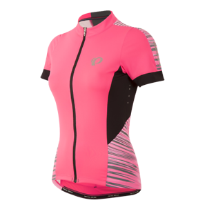 PEARL IZUMI WOMEN'S ELITE PURSUIT S S JERSEY SCREAMING  PINK SIZE LARGE NEW NWT  come to choose your own sports style