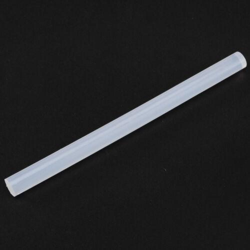 Mini Caliente Derretir Pegamento Pega Transparente Adhesivo Barra 7mm de uso general 30 un