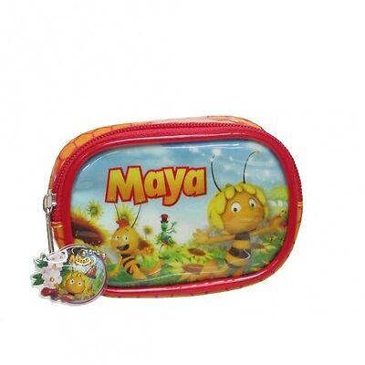 Münztasche Portmonee Geldbörse Geldbeutel *  Kinder Tasche * Biene Maya Maja