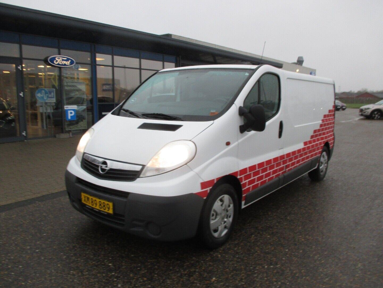 Opel Vivaro 2,0 CDTi 114 Van L2H1