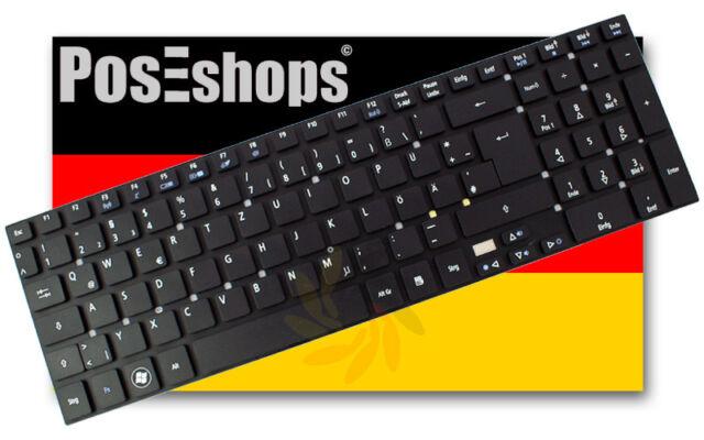 Orig. QWERTZ Tastatur Acer Aspire V3-571 / V3-571G Series Schwarz DE NEU