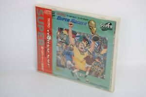 PC-Engine-SCD-TECMO-WORLD-CUP-SUPER-SOCCER-Unused-ref-611-PCE-Grafx-Game-pe