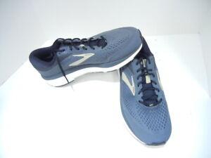 0b87bcf75b5 Brooks Men s Dyad 10 Running Shoes 14 4E Grey Black New in the Box ...