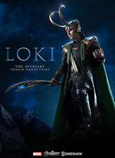 Sideshow Marvel Loki Premium Format - Thor, Avengers, Hiddleston, Asgard, Gods