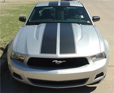 2005-2009 Mustang Rally Stripe Graphic Decal Sticker 3M Vinyl Wildstang