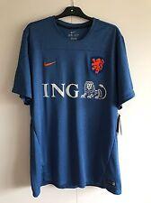 New Genuine Nike Netherland Holland 2015/16 Training Shirt Size XXL