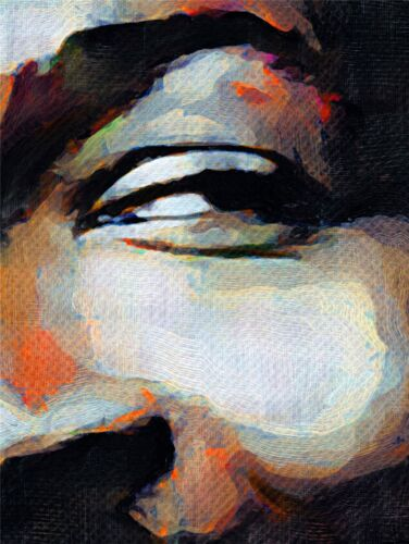 MARVIN GAYE MOTOWN SOUL ART PRINT POSTER OIL PAINTING LFF0118
