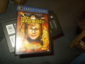 The-Pagemaster-DVD-FREE-SHIPPING