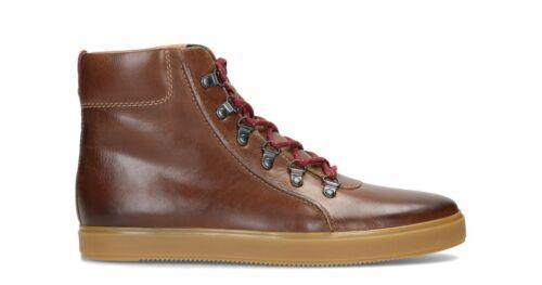 Hiking Boots Uk 7 Tan Clarks Lea Dark Hi Calderon Brown Mens G 9 10 q80wTY