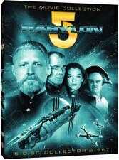 BABYLON 5: THE MOVIE COLLECTION (5PC) - DVD - Region 1