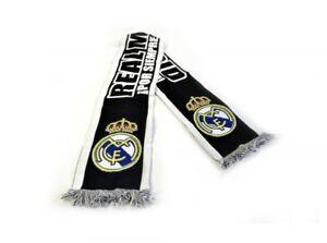 real madrid club de football officiel noir et blanc por siempre ... a2143341333