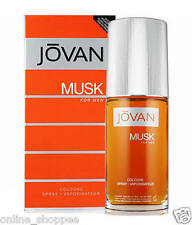 JOVAN MUSK PERFUME FOR MEN -88 ML MADE IN USA.