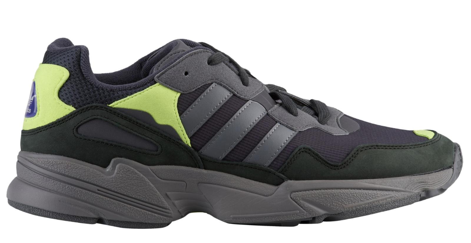 Herren Adidas YUNG-96 Kohlen Turnschuhe F97180