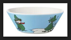 Moomin Green Snufkin Cereal Bowl 15cm