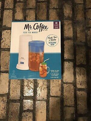 Coffee 2 Quart Iced Tea Pitcher 2-Pack TP1 Genuine Mr