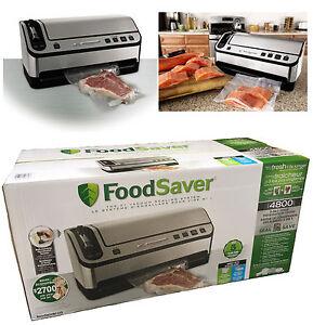 FoodSaver V4800 V4880 Sellador De Vacio Sistema