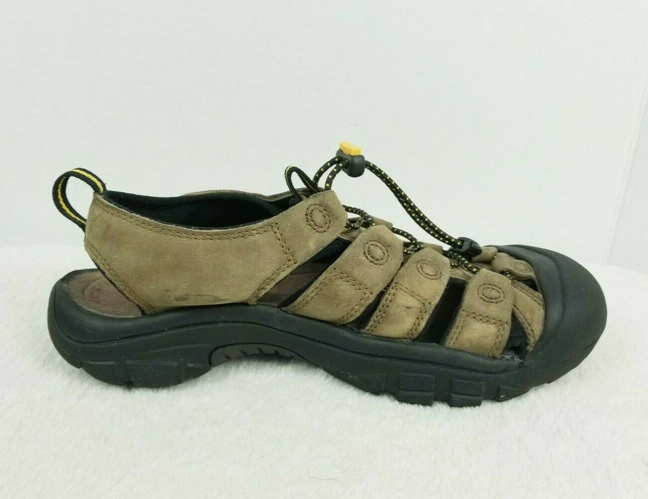 KEEN Newport Leather Hiking Sandals - 110220-BISN… - image 5